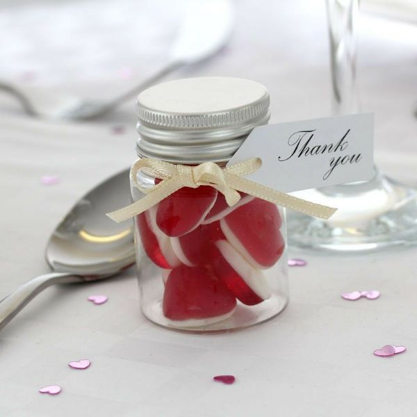 Heart Throbs - Mini Jar favour
